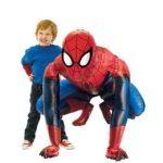 Sétáló lufi, airwalkers 36 inch 91 cm Pókember, Spiderman - Héliummal töltve