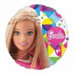 """Fólia lufi 17"""" 43cm Barbie, 3065301"""